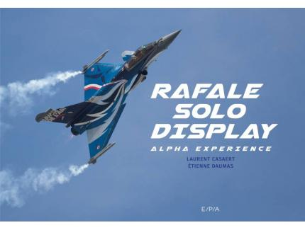 RAFALE SOLO DISPLAY (ALPHA EXPERIENCE )