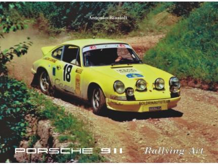 Porsche 911 - Rallying Art
