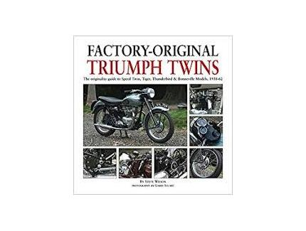 FACTORY- ORIGINAL TRIUMPH TWINS