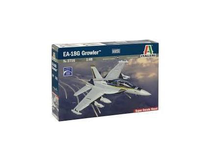 BOEING EA-18G GROWLER 2012 ITALERI 1/48°