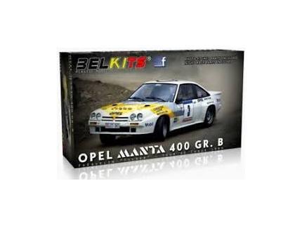 OPEL MANTA 400 GR.B 1984 BELKITS 1/24°