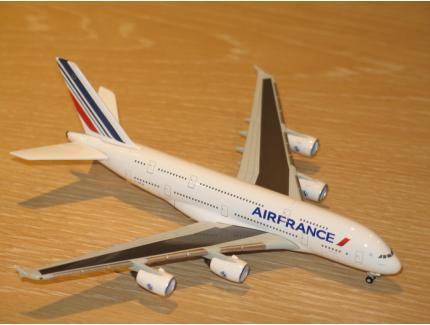 AIRBUS A380 2010 AIR FRANCE HERPA 1/500°