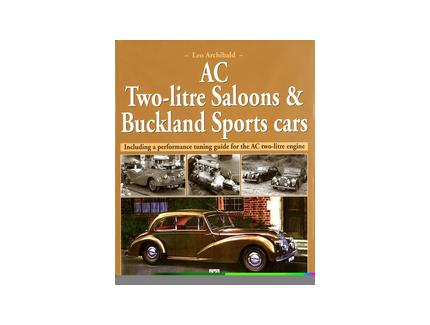 AC Two-litre Sallons & Buckland Sports cars