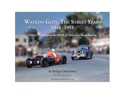 WATKINS GLEN, THE STREET YEARS 1948-1952