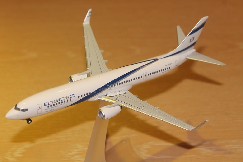 Herpa Wings 1:200 Boeing 737-900er el al 556996