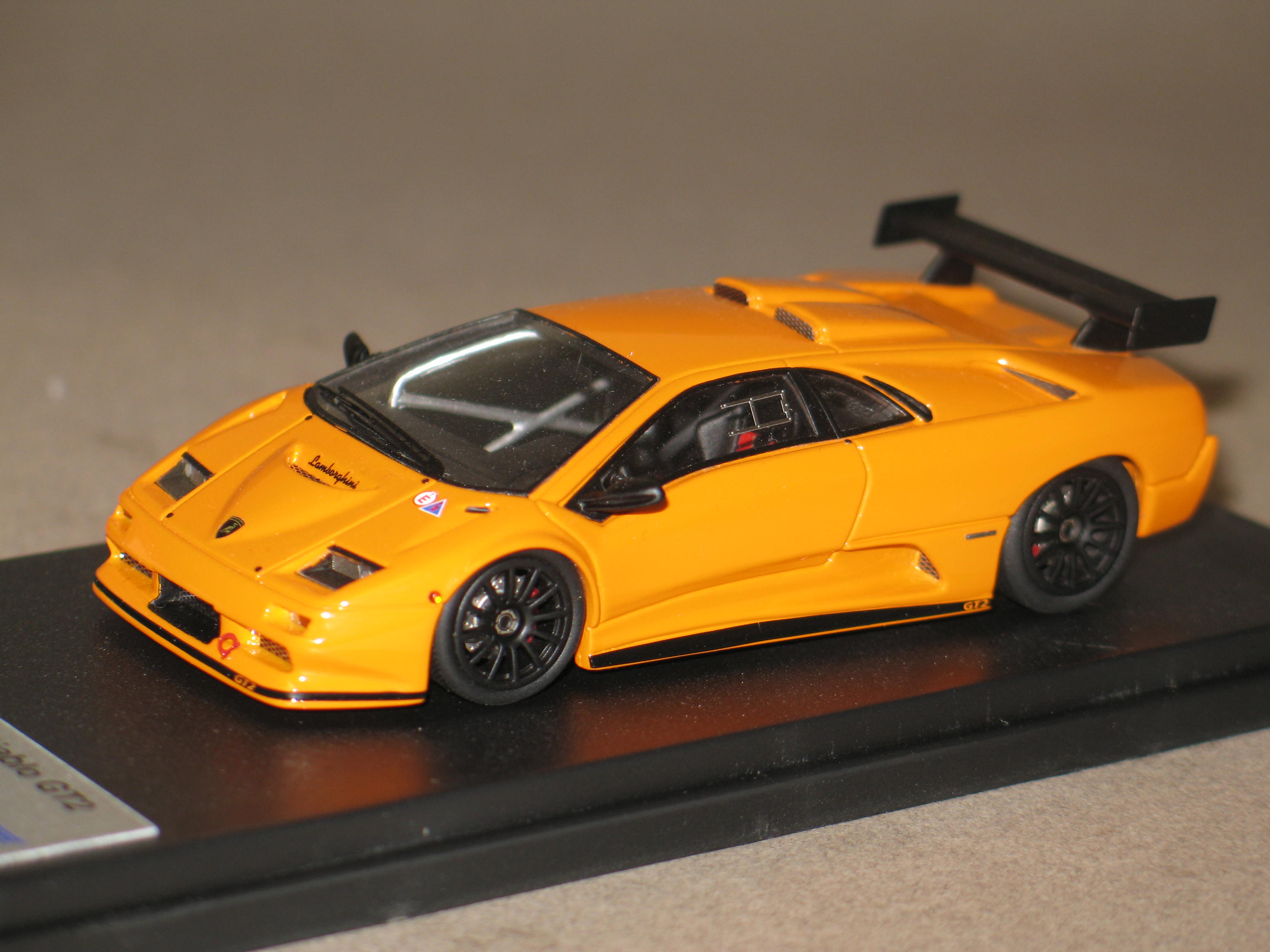 Lamborghini Diablo Gt2 1998 Look Smart 1 43