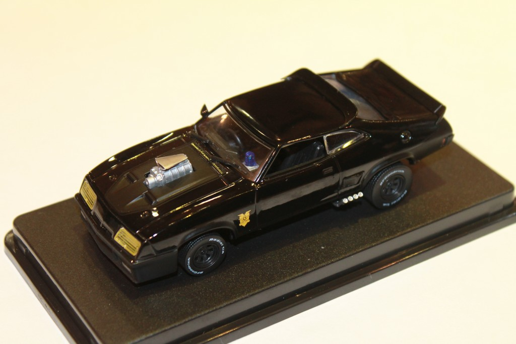 FORD FALCON XB1973 MAD MAX GREENLIGHT 1/43°
