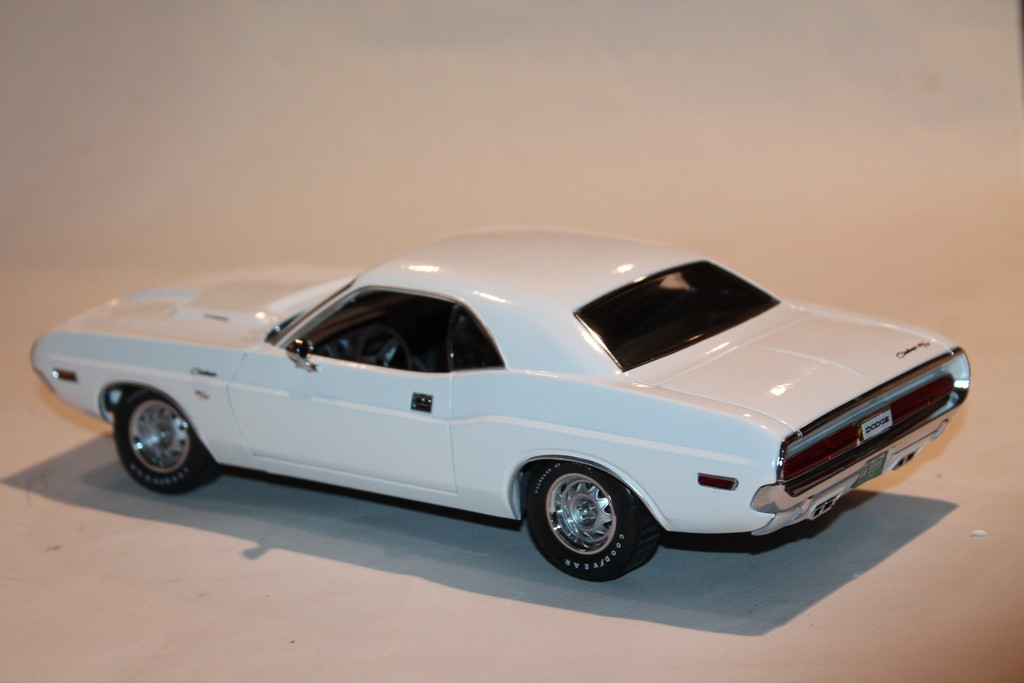Greenlight Limite Challenger 118° Dodge 1970 Point Zero Rt R5j4L3A