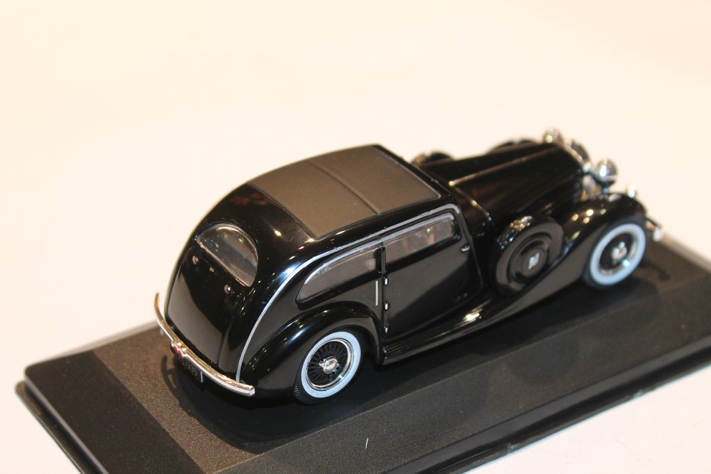 JAGUAR SS1 AIRLINE COUPE 1935 IXO 1/43