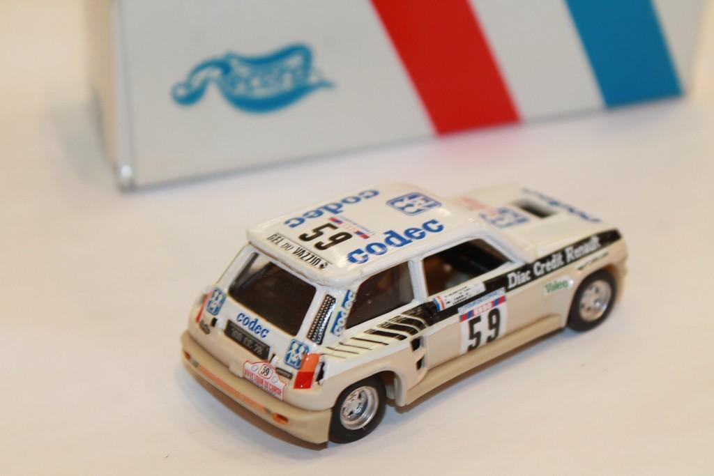 Tour Turbo 1982 De Solido 5 143 Renault Corse xCoQWBerd