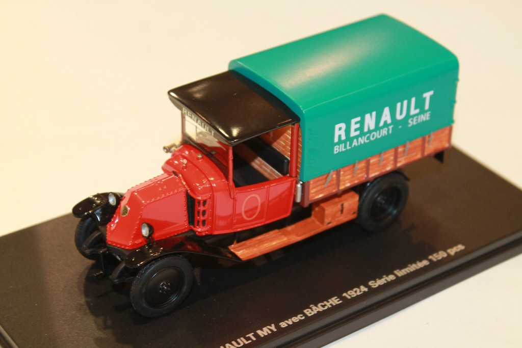 RENAULT MY 1924 PERFEX 1/43°
