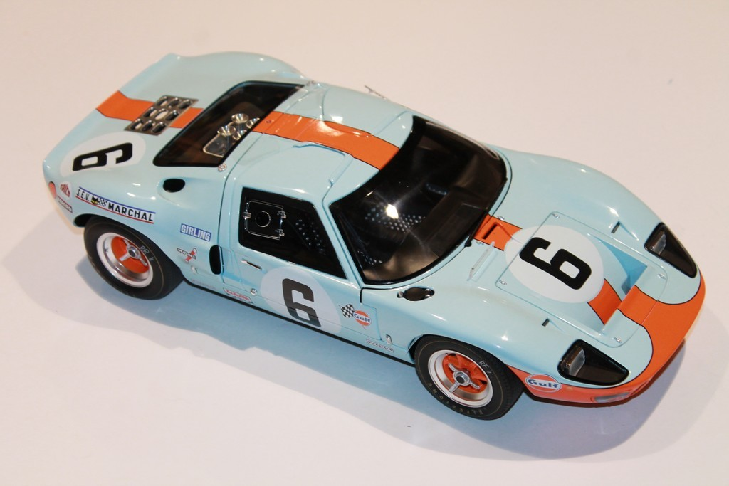 FORD GT40 WIN LM1969 ACME 1/12°