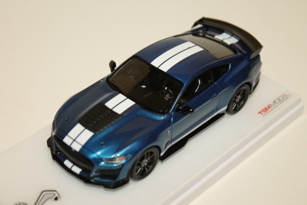 TSM430477 Ford Mustang Shelby GT500-2020 TRUESCALE MINIATURES 1//43