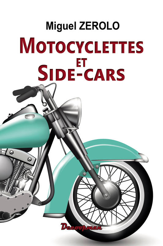 MOTOCYCLETTES ET SIDE CARS